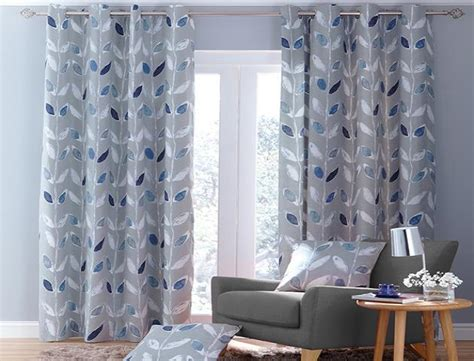 Attractive Cool Blue Combinations Curtains  Curtains Design. Accent Wall Colors. Blue Vanity. Ceiling Shelves. Gray Wood Desk. Built In Closets. Round Corner Cabinet. Archadeck. Cast Iron Stool