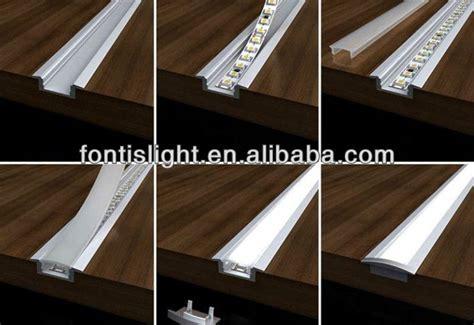 New Design Anodized Aluminium Profile For Led Strip Light