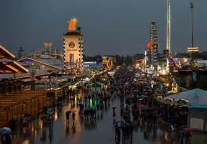 Oktoberfest Munich Germany 2016