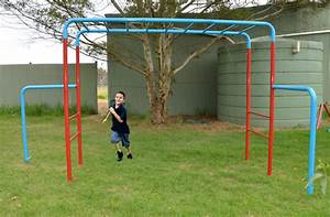 Cubbykraft Australia - Monkey Bars Playground Equipment