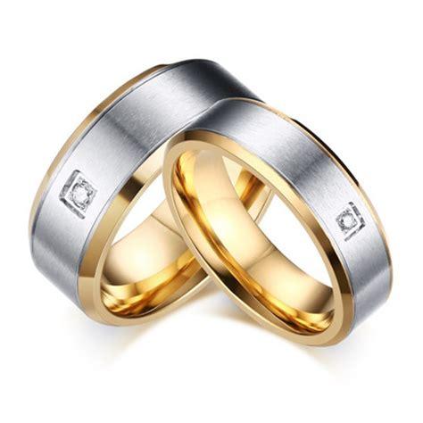 clarke titanium wedding ring