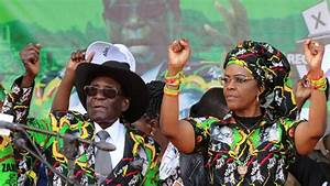 South Africa's borders on 'red alert' for Grace Mugabe ...