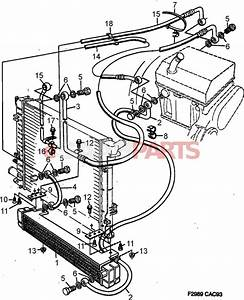 4029328 saab hydraulic hose genuine saab parts from With saab kes diagram