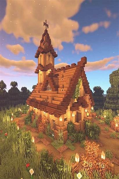 Minecraft Builds Cloud Sky Outdoor March Amazing