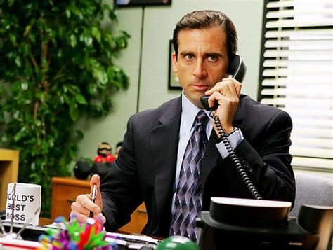steve carell confirms    leave  office