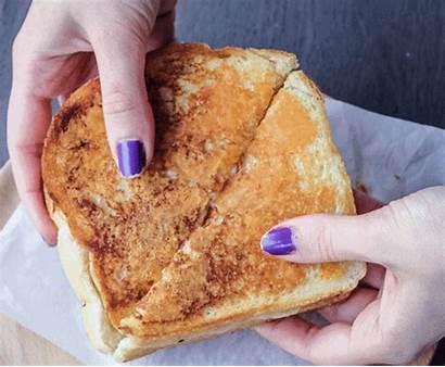 Cheese Grilled Sandwich Gifs Buzzfeed Sandwiches Enhanced