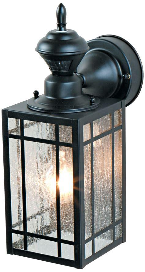 motion sensor outdoor lighting progress lighting p5645 30 single light plastic outdoor