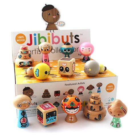 blind box toys jibibuts artist series single the hang uk