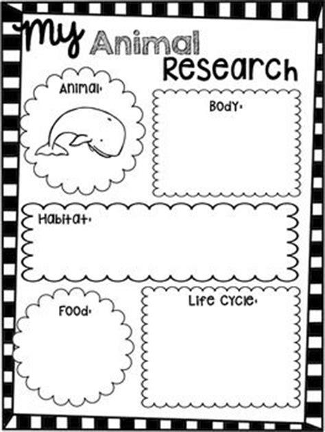 animal research reports  pebble  kindergarten science grade  science kindergarten