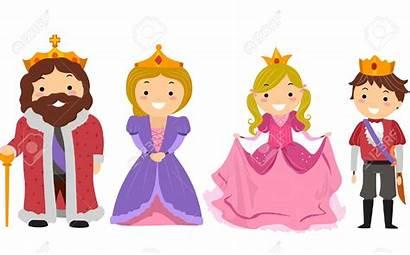 Royal Clipart Familia Costume Stickman Imagenes Play