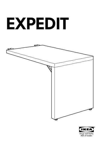 bureau expedit ikea ikea expedit bureau furniture manual for free now