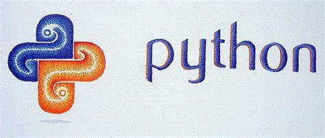 Python Logo Painting By Andrew Zeutzius