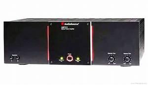Audiosource Amp 310 - Manual