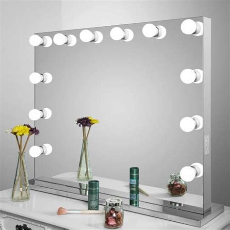 frameless vanity mirror with lights the most epic gifts for makeup lovers lucy tries it