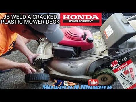 honda harmony hrm sx  propelled lawn mower