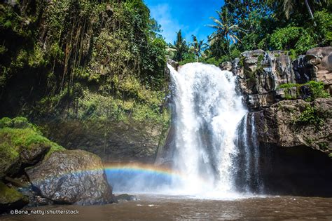 Tegenungan Waterfall in Bali - Bali Magazine