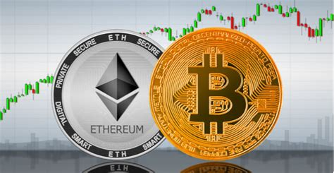 Bitcoin and Ethereum prices recovering after a week-long ...