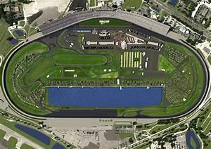 Maps Daytona International Speedway