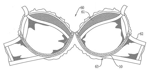 Cushioning Underwire Assembly And
