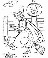 Witch Coloring Pages Scarlet Halloween Witches Colorings Printable Witchy Colour Getcolorings Printing Pumpkin Hat Getdrawings Craft Place sketch template