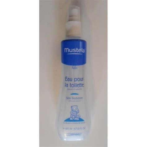 mustela b 233 b 233 eau pour la toilette 200ml pharmacie clic