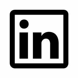 Image Gallery linkedin symbol
