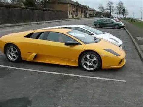 fake lamborghini vs real lamborghini replica youtube