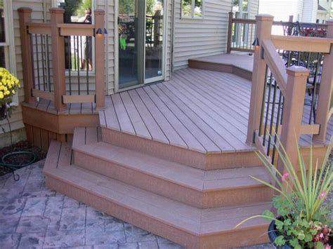 concrete deck ideas composite deck sted concrete