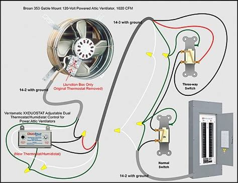 attic fan bypass kill switch electrical diy chatroom