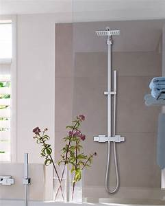 Colonne De Douche Grohe : colonne de douche grohe douche encastree grohe robinets ~ Dailycaller-alerts.com Idées de Décoration