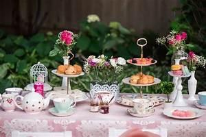 Kara's Party Ideas Outdoor High Tea Party | Kara's Party Ideas