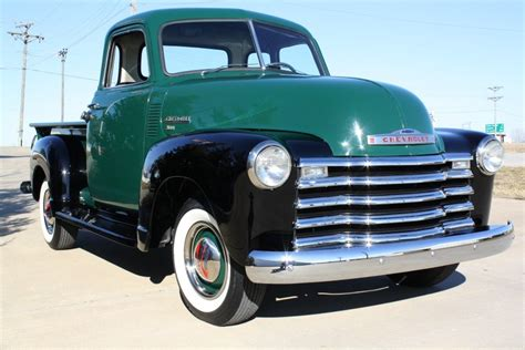 1949 Chevrolet 5 Window Half Ton Pickup Happy Days Dream Cars