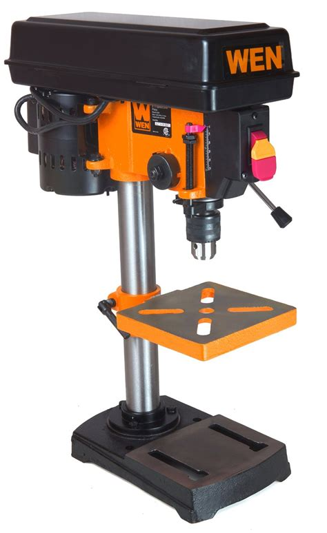 drill press dec  reviews  metal