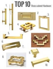 gold kitchen cabinet hardware my top 10 brass hardware picks live like you marmalade