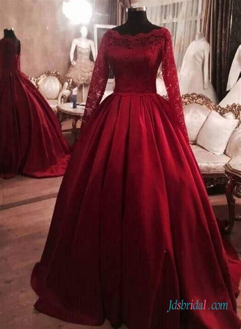 Wedding Dresses Burgundy - Discount Wedding Dresses