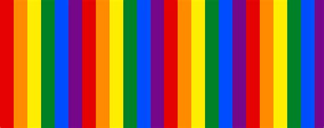 lgbt flag colors the rainbow flag fashion trendsetter