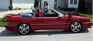 Chrysler Le Baron Cabriolet : ltkovu 1995 chrysler lebarongtc convertible 2d specs photos modification info at cardomain ~ Medecine-chirurgie-esthetiques.com Avis de Voitures