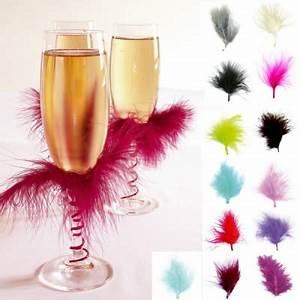 Decoration Salle Mariage Pas Cher : plume decoration decoration mariage pas cher ~ Teatrodelosmanantiales.com Idées de Décoration
