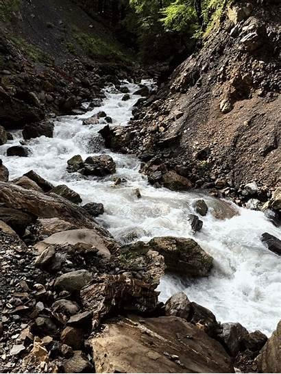 Switzerland River Schwand Striped Walk Valley Collected