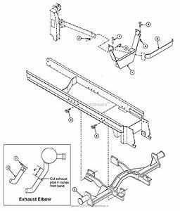 Simplicity 1692932 - Loader  Front End Parts Diagram For Loader  Front End