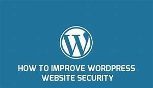 How to Improve WordPress Website Security?