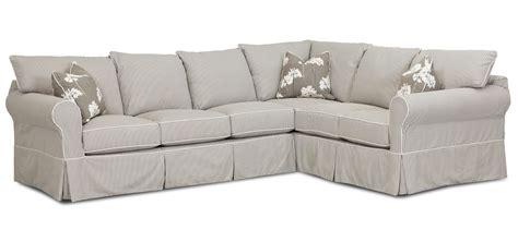 klaussner sectional sofa klaussner transitional 2 sectional sofa dunk