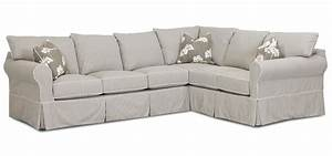 klaussner jenny transitional 2 piece sectional sofa With sectional sofas johnny janosik