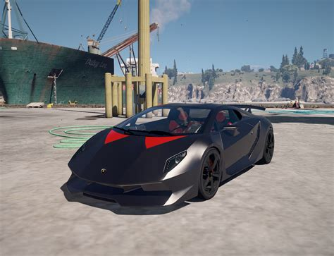 Lamborghini Sesto Elemento [add-on / Replace]