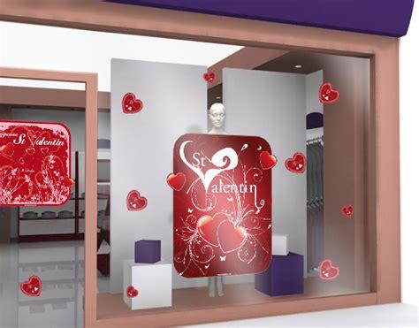 stickers valention coeur sticker explosion d amour sur votre vitrine