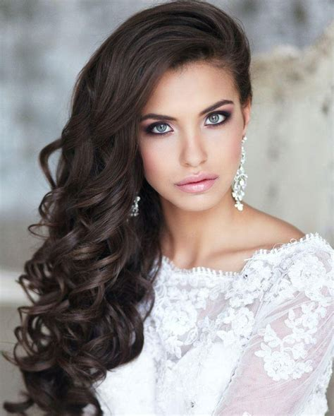 hair curled to the side styles 20 best collection of hairstyles to one side