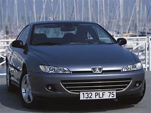 Peugeot 406 Coupe - 2003  2004