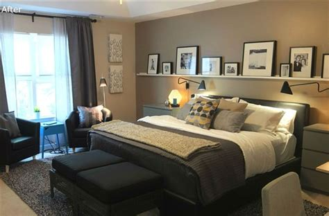 Drool Worthy Decor  Dramatic Master Bedroom Makeovers