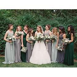 c70514a1bfd 27 Fantastic Bridesmaid Dress Color Ideas Pretty Designs