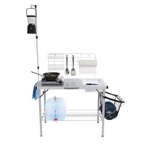 Stansport Deluxe Portable Foldup Camp Kitchen